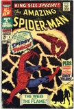 Amazing Spider-man Annual #4 Fine+