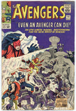 Colorado Comics - Avengers #14 VG/F