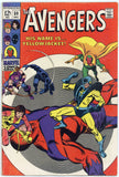 Colorado Comics - Avengers #59 VG+