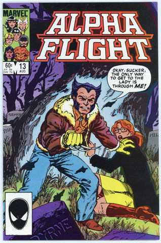 Colorado Comics - Alpha Flight #13 NM