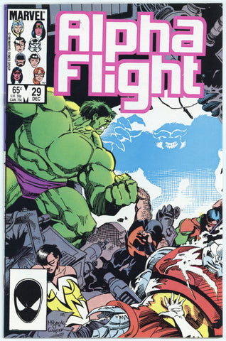 Colorado Comics - Alpha Flight #29 NM/Mint