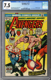 Colorado Comics - Avengers #117  CGC 7.5