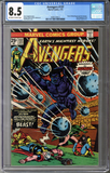 Colorado Comics - Avengers #137  CGC 8.5