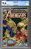 Colorado Comics - Avengers #203  CGC 9.6