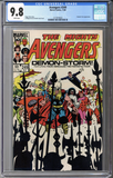Colorado Comics - Avengers #249  CGC 9.8