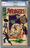 Colorado Comics - Avengers #26  CGC 7.0