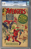 Colorado Comics - Avengers #6  CGC 3.0