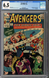 Colorado Comics - Avengers #7  CGC 6.5
