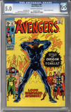 Colorado Comics - Avengers #87 CGC  5.0