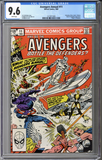 Colorado Comics - Avengers Annual #11  CGC 9.6