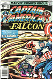 Captain America #209 VF