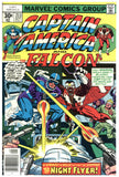 Captain America #213 NM-
