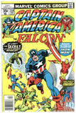 Captain America #218 NM-