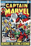 Captain Marvel #23 VF/NM