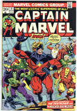 Captain Marvel #31 VF/NM