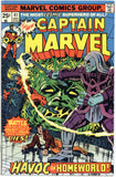 Captain Marvel #41 VF-