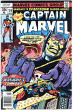 Captain Marvel #56 NM-