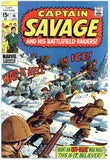 Captain Savage #16 VF-