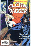 Cloak and Dagger Limited Series #1 thru 4 NM (complete set)