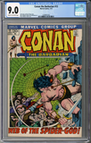 Conan the Barbarian #13 CGC 9.0