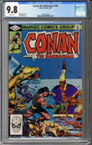 Conan the Barbarian #138  CGC 9.8