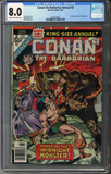 Colorado Comics - Conan the Barbarian Annual #2  CGC 8.0