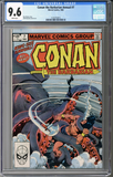 Colorado Comics - Conan the Barbarian Annual #7  CGC 9.6