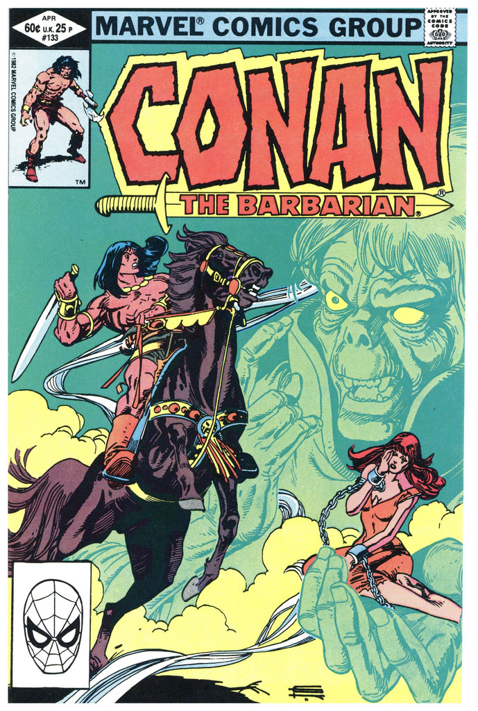 Conan the Barbarian #133 NM