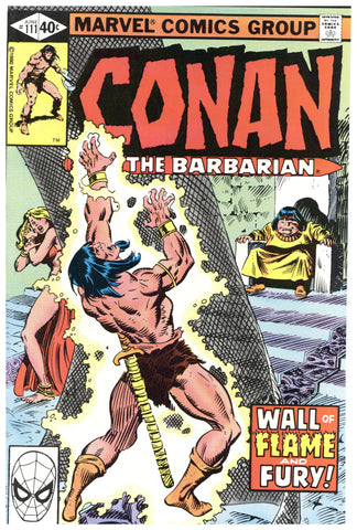 Conan the Barbarian #111 NM+