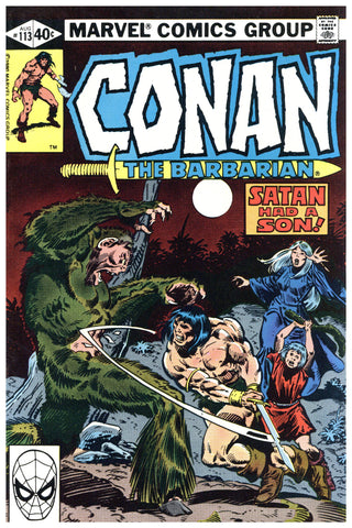 Conan the Barbarian #113 NM-
