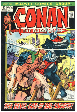 Conan the Barbarian #17 VF/NM