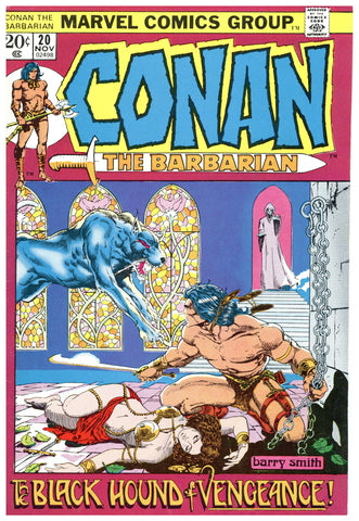 Conan the Barbarian #20 F/VF