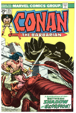 Conan the Barbarian #55 NM