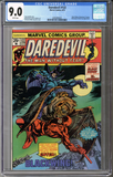 Colorado Comics - Daredevil #122  CGC 9.0