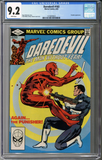 Colorado Comics - Daredevil #183  CGC 9.2