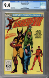 Colorado Comics - Daredevil #196  CGC 9.4