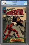 Colorado Comics - Daredevil #20  CGC 7.5