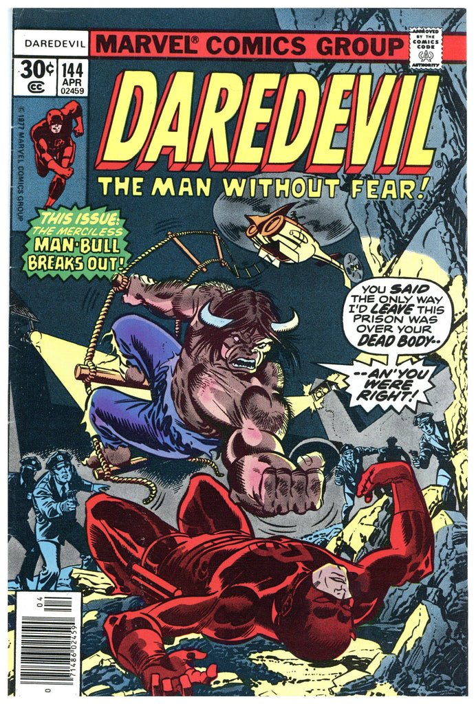 Daredevil #144 VF-
