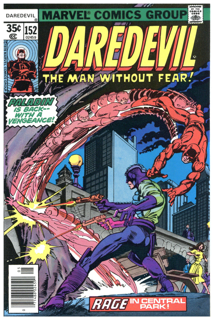 Daredevil #152 NM