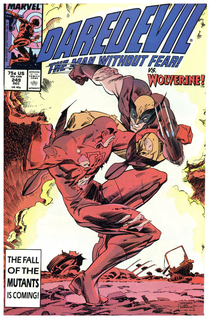 Daredevil #249 VF