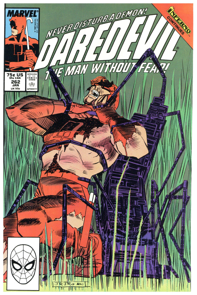 Daredevil #262 NM+