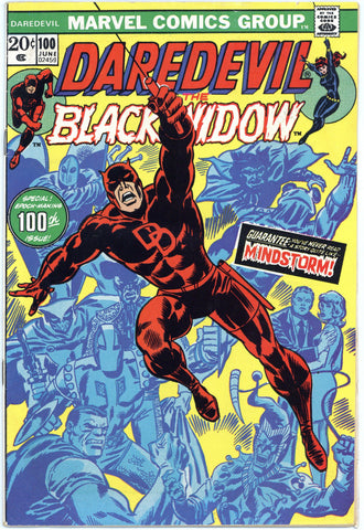 Daredevil #100 VF-