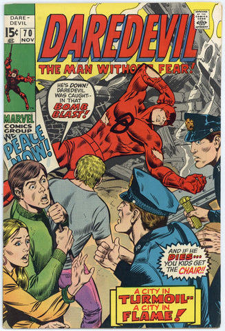Daredevil #70 VF-
