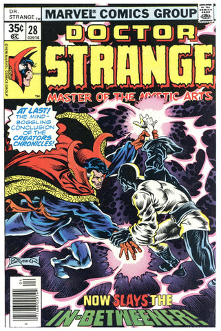 Doctor Strange #28 VF/NM