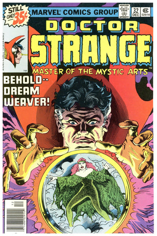 Doctor Strange #32 VF/NM