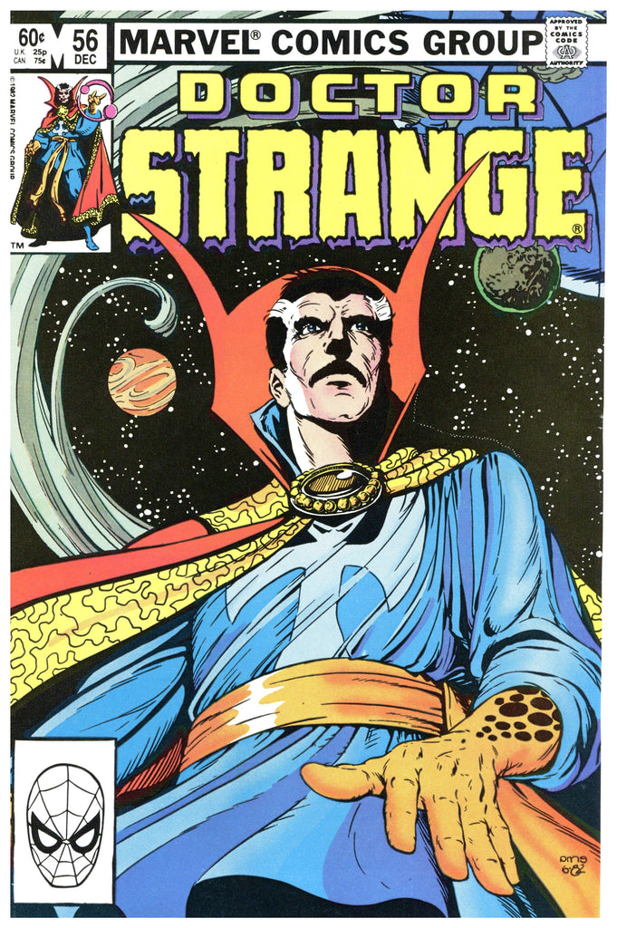 Doctor Strange #56 VF/NM