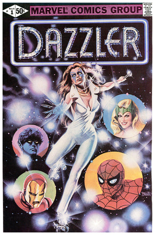 Dazzler #1 VF/NM