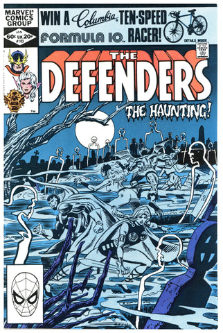 The Defenders #103 NM+