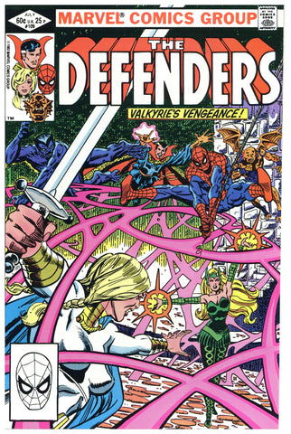 The Defenders #109 NM+