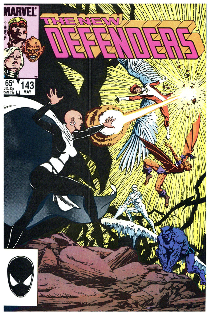 The New Defenders #143 NM-